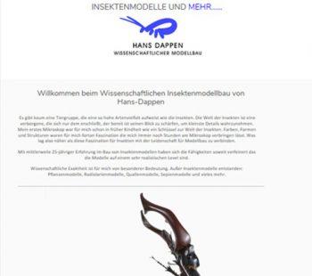 Insektenmodellbau Hans-Dappen